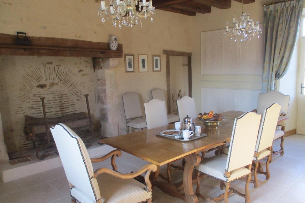 - Chambre d'hôtes - Saint-Michel-en-Brenne