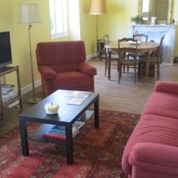 la  chambre  sur  le  jardin - Location de vacances - Argenton-sur-Creuse