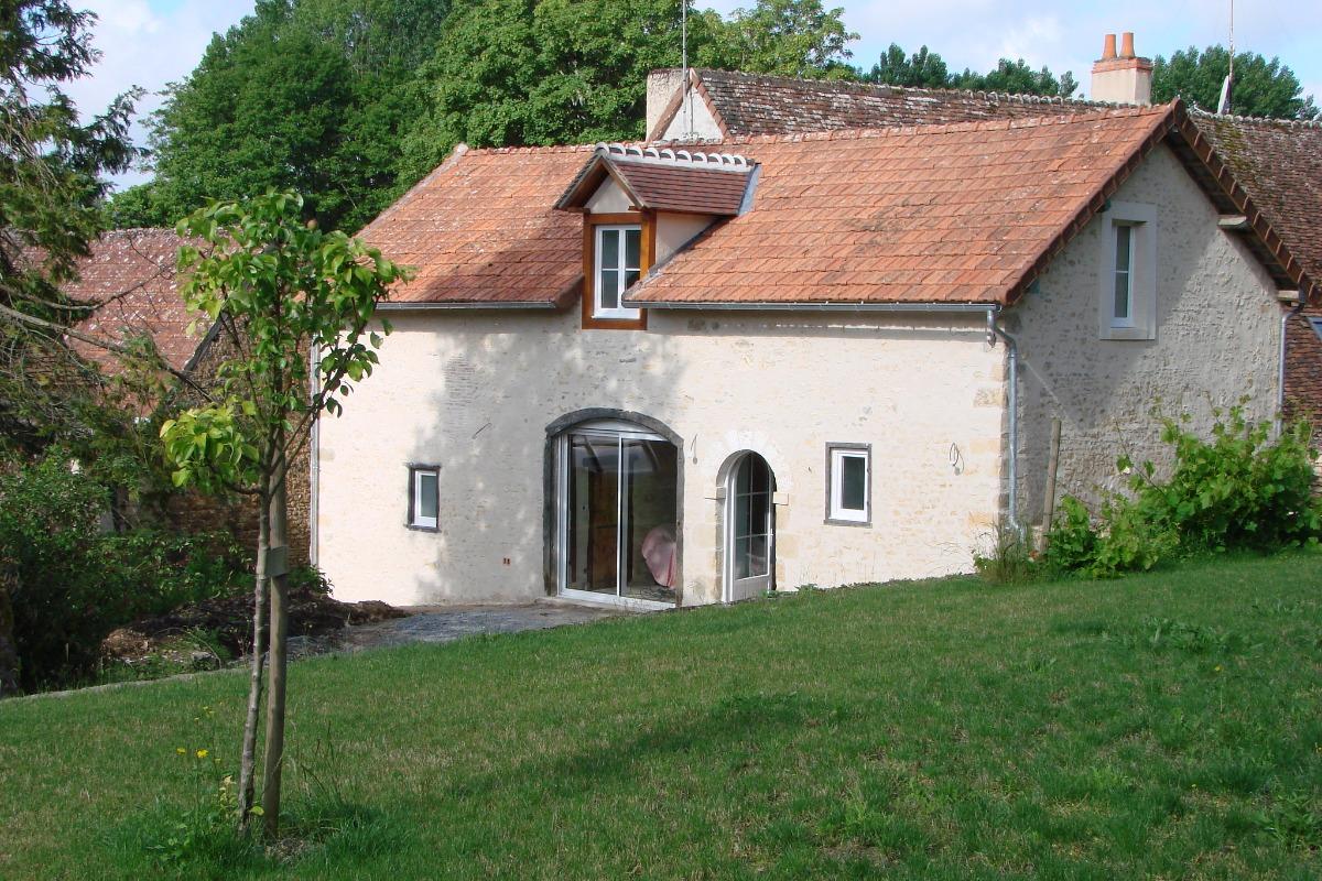 Gîte La Traméjane - Location de vacances - Bélâbre