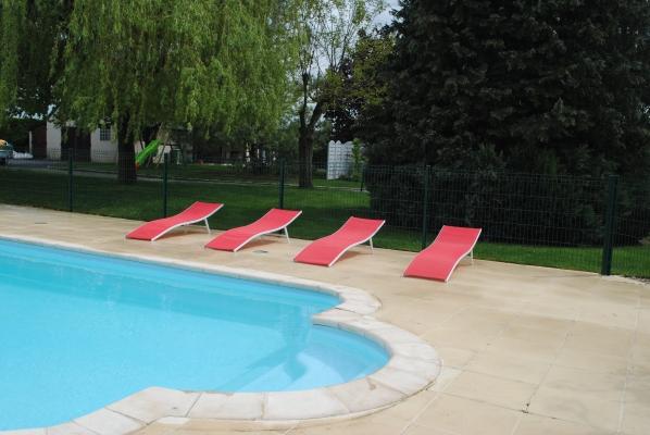 Gte Avec Piscine En Touraine Location Vacances  VilliersAuBouin