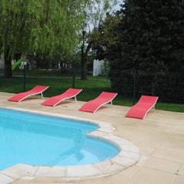- Location de vacances - Villiers-au-Bouin