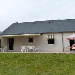 - Location de vacances - Civray-de-Touraine