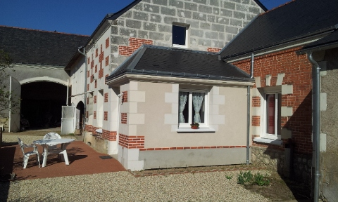 - Location de vacances - La Croix-en-Touraine