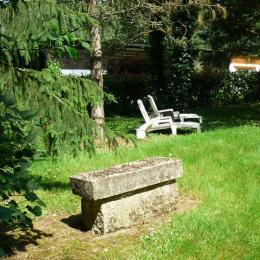grand parc pour la détente - Chambre d'hôtes - Civray-de-Touraine