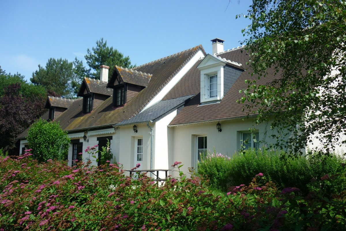 chambres d'hôtes la cabriole côté sud - Chambre d'hôtes - Civray-de-Touraine