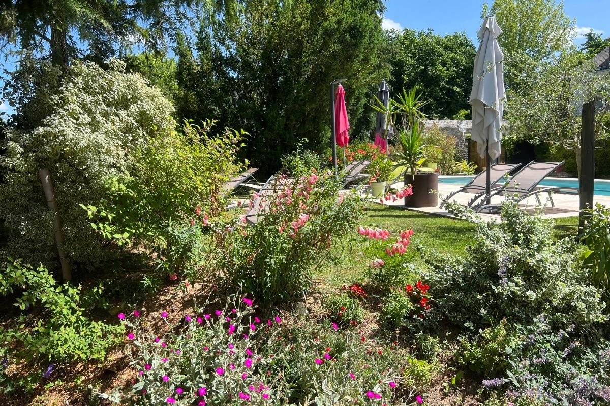GITE et PISCINE - Location de vacances - Sainte-Maure-de-Touraine