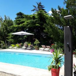 GITE 6 PERSONNES AVEC PISCINE - Location de vacances - Sainte-Maure-de-Touraine