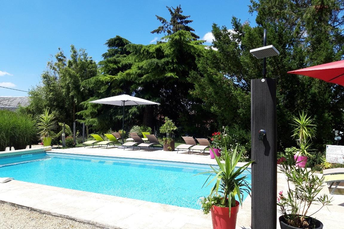 Chambre PMR - Location de vacances - Sainte-Maure-de-Touraine