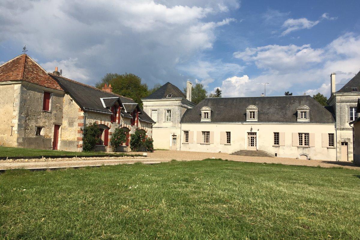- Location de vacances - Villeloin-Coulangé