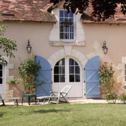 Les Trémières de Launay - Location de vacances - Tournon-Saint-Pierre