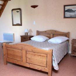 Chambres d'hôtes la Gloriette proximité Lac de Paladru (Isère) -- chambre - Chambre d'hôtes - Panissage