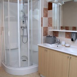 Salle de bain - Chambre d'hôtes - Val-de-Virieu