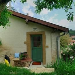 Chambre d'hôte à mi-chemin entre Lyon et Valence sur les hauteurs d'un village de caractère - Chambre d'hôtes - Anjou