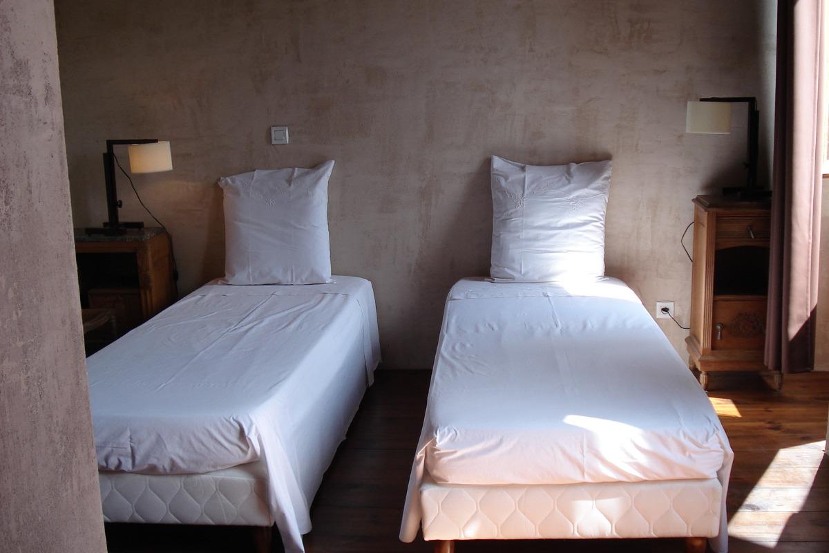 On peut rajouter 1 lit   - Chambre d'hôtes - Auberives-en-Royans