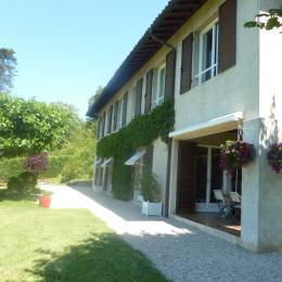 Maison - Chambre d'hôte - La Buisse