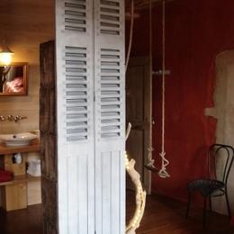 Chambres d'hôtes dans vieille bâtisse de charme au pied du Vercors - Chambre d'hôtes - Auberives-en-Royans