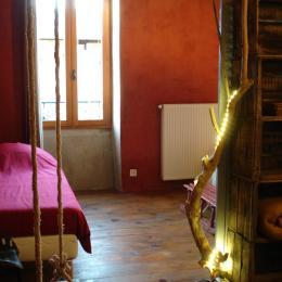 lit sup 80x200 - Chambre d'hôtes - Auberives-en-Royans