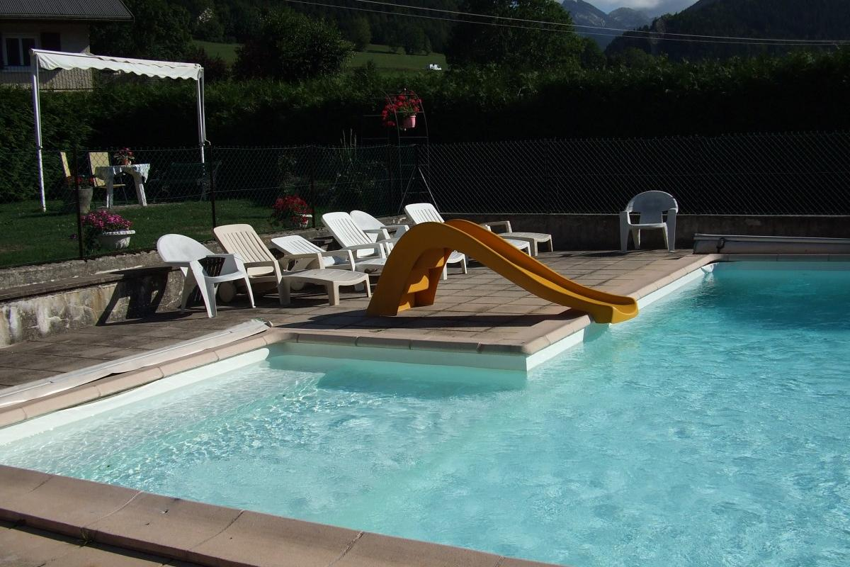 Chambres d'hôtes dans une ferme rénovée à Lans en vercors - Chambre d'hôtes - Lans-en-Vercors