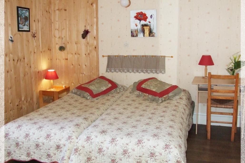 Chambres d'hôtes cadre naturel dans le Vercors - Chambre d'hôtes - Lans-en-Vercors