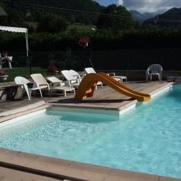Chambres d'hôtes avec spa Lans en Vercors - Chambre d'hôtes - Lans-en-Vercors