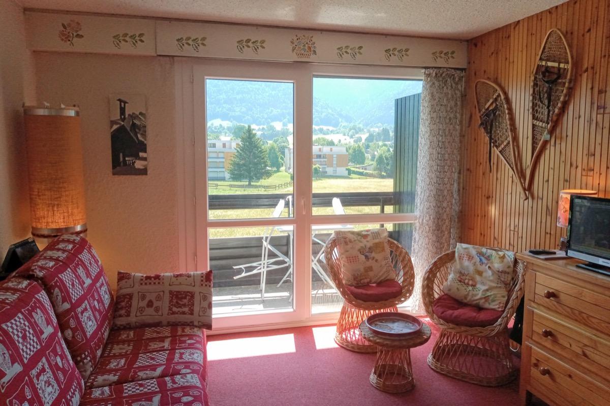 Location appartement 4 personnes à Méaudre dans le Vercors - Photo de l'immeuble