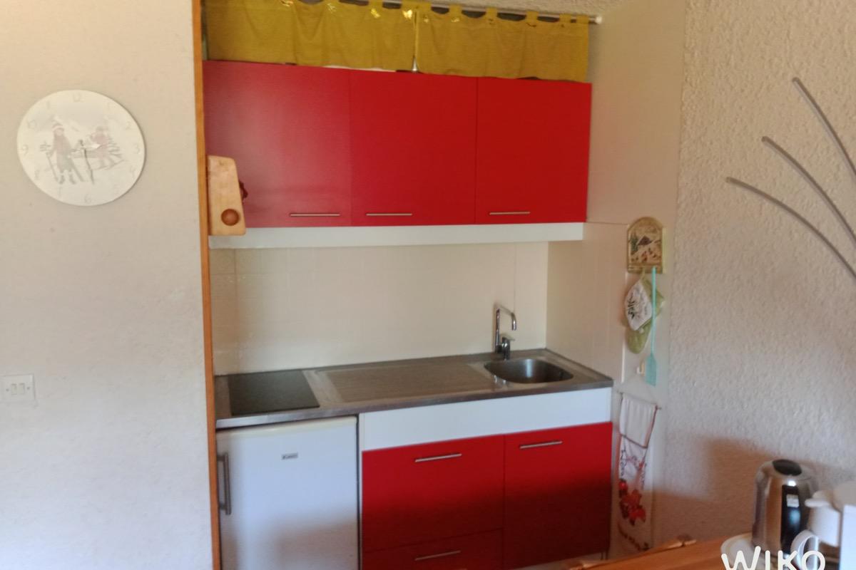 Location appartement 4 personnes à Méaudre dans le Vercors - Vue depuis l'appartement