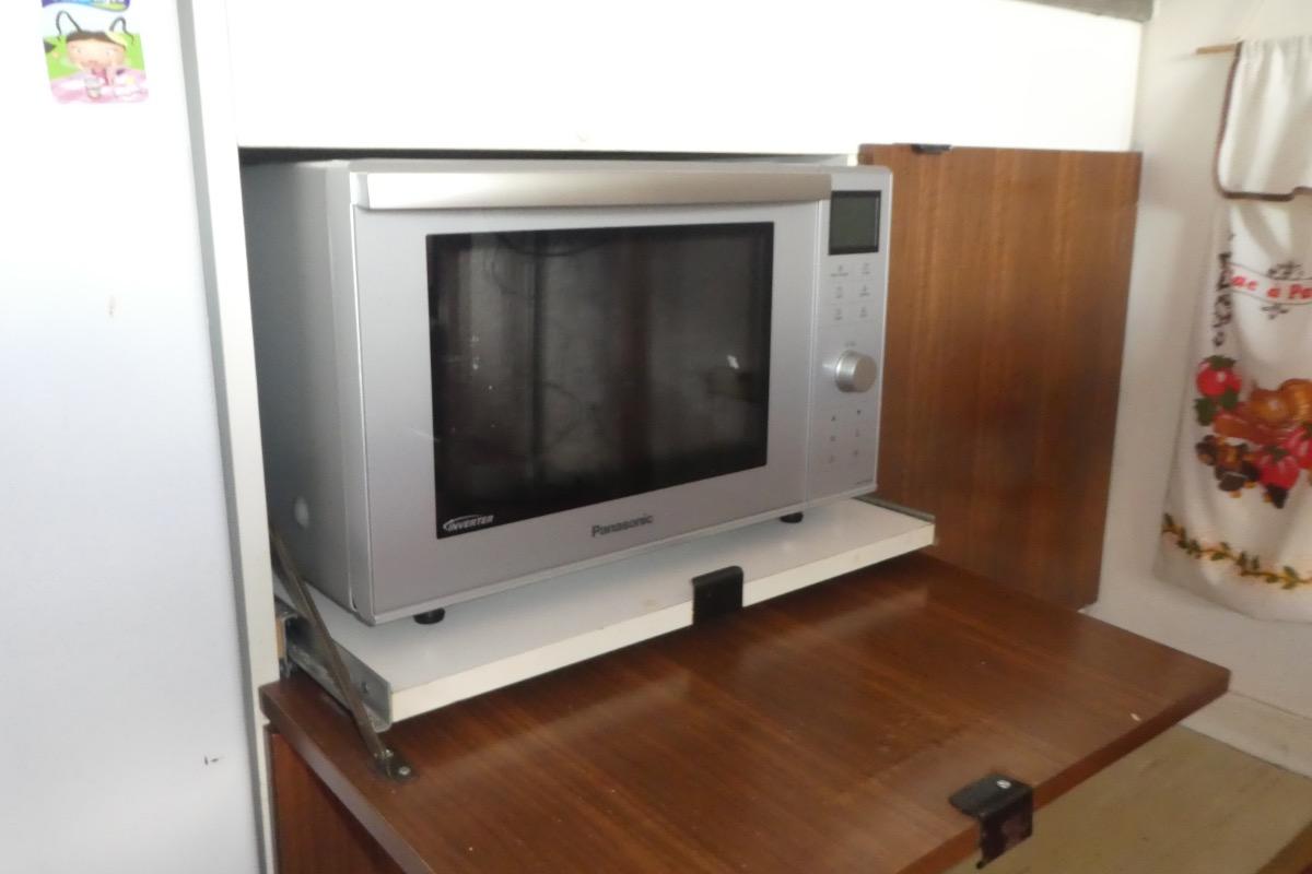 Location appartement 4 personnes à Méaudre dans le Vercors - Salle de bain