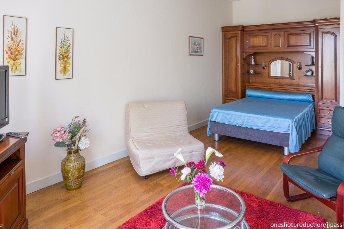 Appartement pour 2 personnes au centre ville de Grenoble - Location de vacances - Grenoble