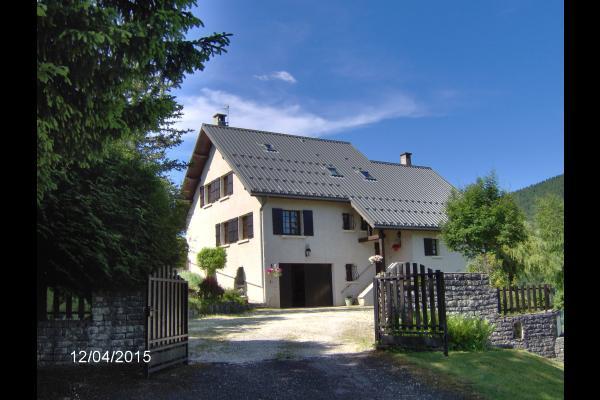 Bel appartement à Villars de Lans (Vercors) LA MAISON EN HIVER - Location de vacances - Villard-de-Lans