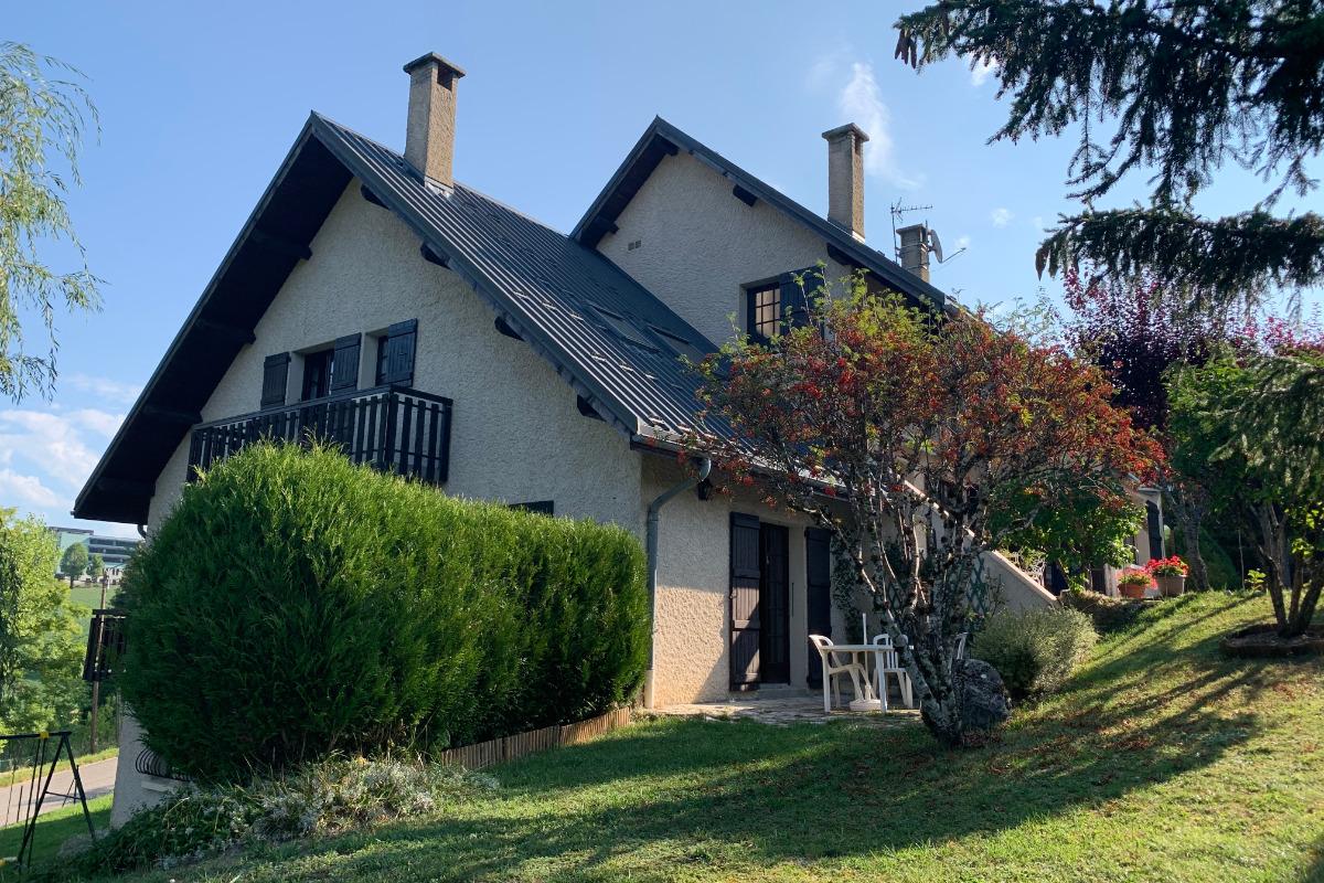 la maison en automne - Location de vacances - Villard-de-Lans