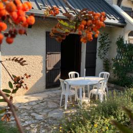 la terrasse - Location de vacances - Villard-de-Lans