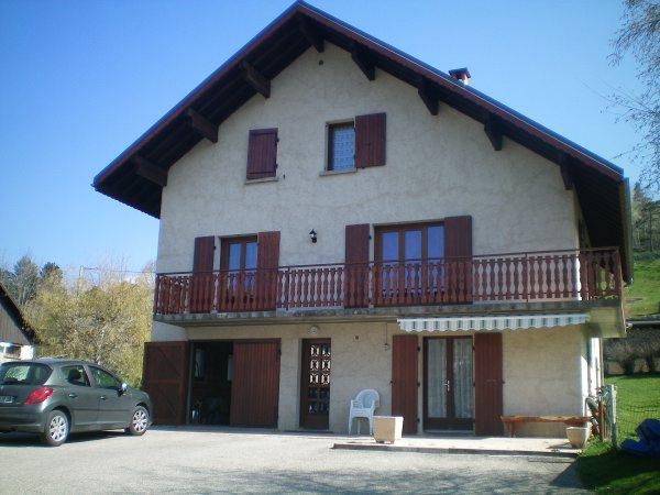 Appartement pour 4 pesonnes (Villard de lans - Isère - massif du Vercors) - Location de vacances - Villard-de-Lans