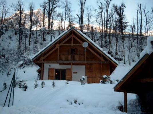 Chalet à Vénosc 250m du télécabine pour les Deux Alpes - - hiver - Location de vacances - Vénosc