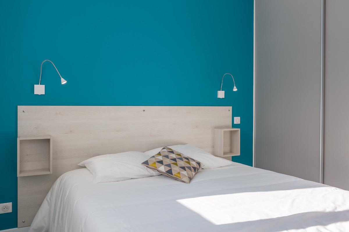 chambre lit 160 - Location de vacances - Saint-Pierre-de-Chartreuse