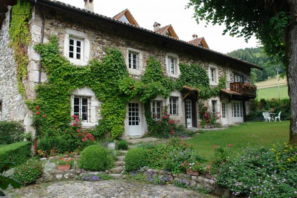 Maison individuelle de 100 m² pour 6 personnes (Merlas) - Location de vacances - Merlas