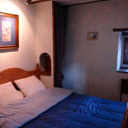 autre chambre pour possibilité d'extension  - Location de vacances - Merlas
