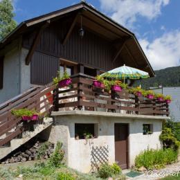 Charmant chalet indépendant très belle vue en Chartreuse et 12 km de Grenoble - Location de vacances - Le Sappey-en-Chartreuse