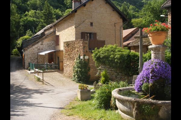le pressoir - Gite dans un ancien pressoir avec piscine cadre superbe (Isère) - Location de vacances - Hières-sur-Amby