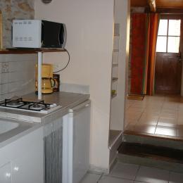 cuisine - Location de vacances - Hières-sur-Amby