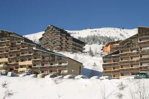 Appartement de 35 m² pour 4 personnes (Auris En Oisans - Parc des Ecrins) - Location de vacances - Auris En Oisans