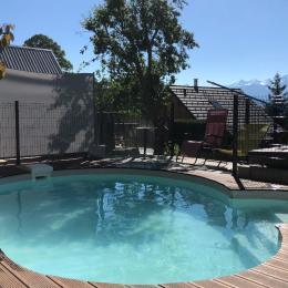 Espace bien être en libre accès  - Location de vacances - Plateau-des-Petites-Roches