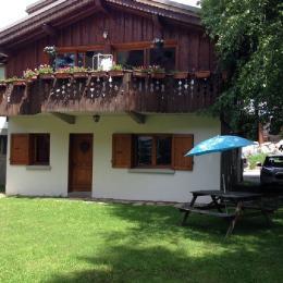 Location d'un appartement dans chalet station de ski des Deux Alpes (Isère) - Location de vacances - les Deux Alpes