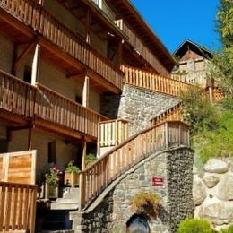 Chambre - Location de vacances - Vénosc