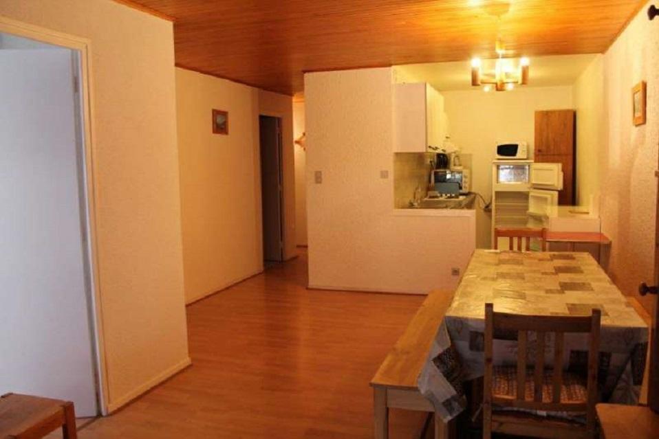 Studio aux Deux Alpes - pièce de vie - Location de vacances - les Deux Alpes