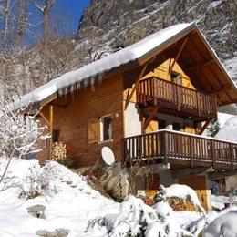 Chalet à Venosc, 1000 mètres d'altitude, les Deux Alpes - Location de vacances - Vénosc