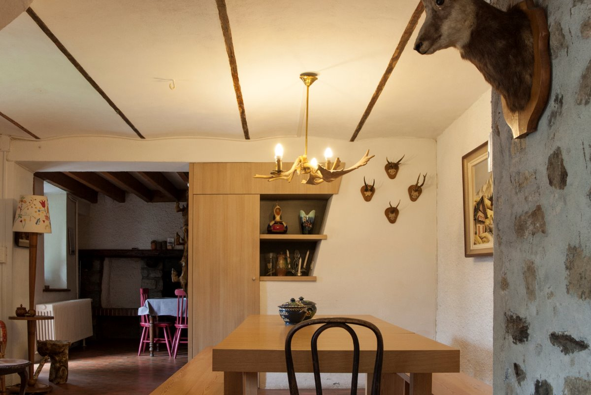 Chalet Les Farfelus à Vaujany-Massif des Grandes Rousses/Alpe d'Huez - La tablée des montagnards - Location de vacances - Vaujany