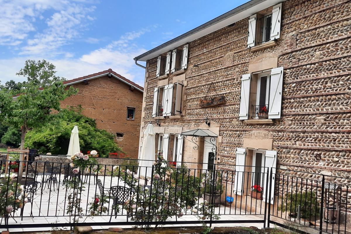 accueil - Location de vacances - Ornacieux-Balbins