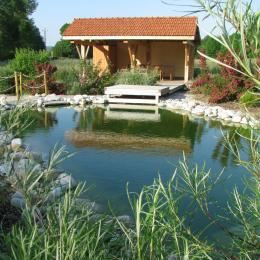 Gîte le Moulin-Piongo pour 30 personnes (ORNACIEUX - Pays Voironnais) idéal famille ou groupe - Location de vacances - Ornacieux