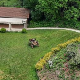 la bibliotèque - Location de vacances - Ornacieux-Balbins