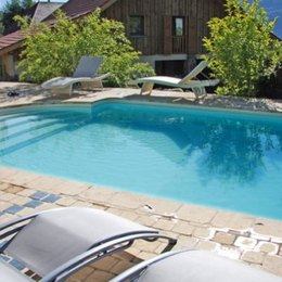 location avec piscine 38 isère - Location de vacances - Revel